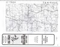 Map Image 004, Sauk County 1981